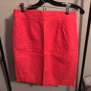 "J CREW ""The Pencil Skirt"""